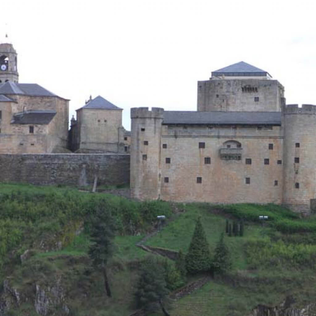 Castle of the Counts from Benavente