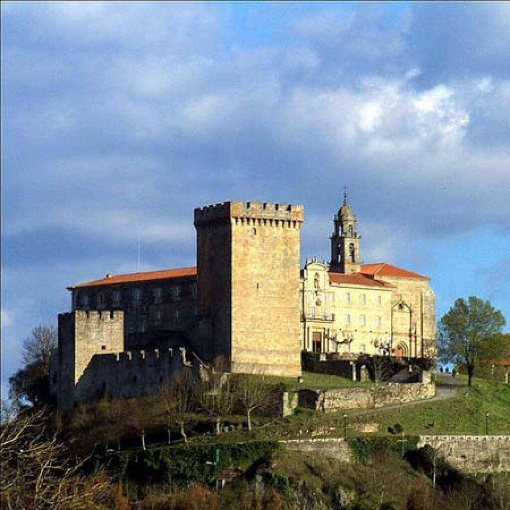Monastery of San Vicente do Pino