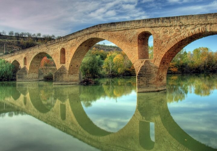Roman Bridge of Puente la Reina