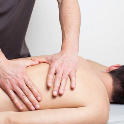 Physiotherapie und Massagen