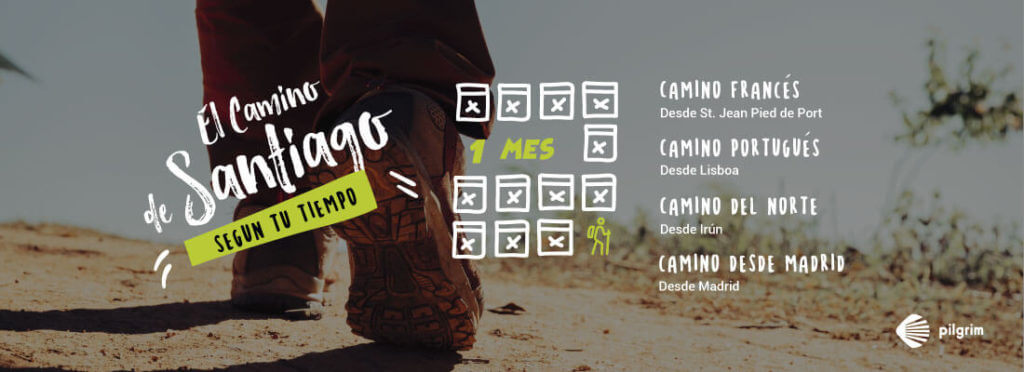 What Camino de Santiago to do with 1 month