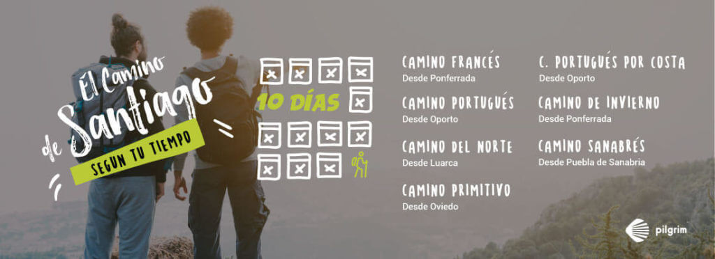 What Camino de Santiago to do with 10 days